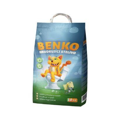 Obrázek Benko hrudkující stelivo 10 kg
