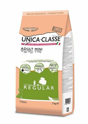Obrázek UNICA CLASSE Regular Adult Mini Chicken 7,5 kg