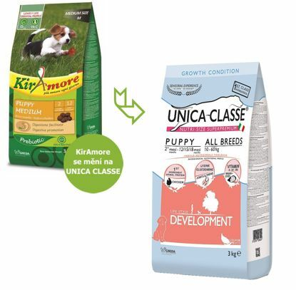 Obrázek UNICA CLASSE Development Puppy All Breeds Chicken 3 kg