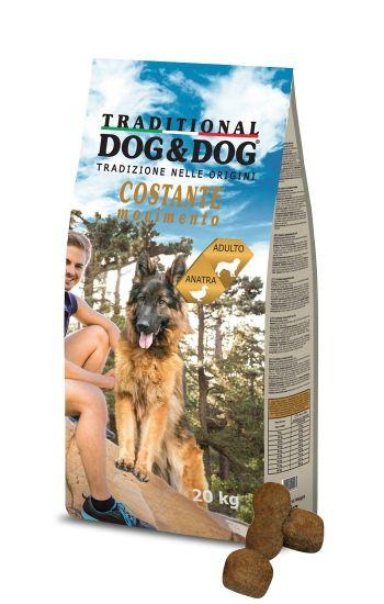 Obrázek z Dog & Dog Costante Duck 20 kg