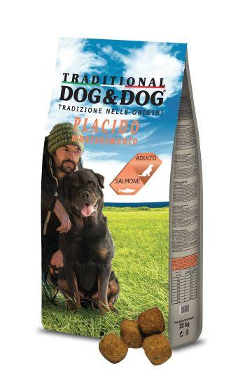 Obrázek z Dog&Dog Placido Salmon 20 kg