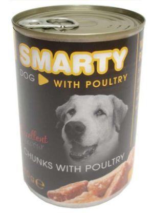 Obrázek SMARTY chunks Dog Drůbeží 410 g