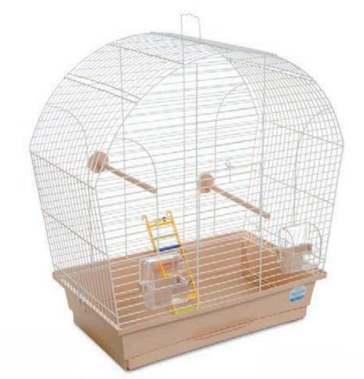 Obrázek z Klec pták s výbavou Lina 44 х 27 х 54 cm