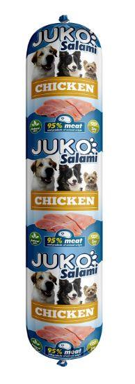 Obrázek z JUKO Salami Chicken (kuřecí), salám 1 kg