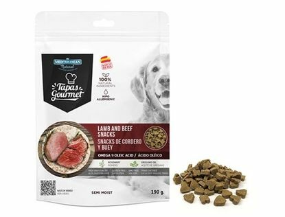 Obrázek Tapas Gourmet snack for Dog Lamb and Beef 190 g