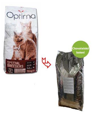 Obrázek OPTIMAnova Cat Adult Salmon 20 kg
