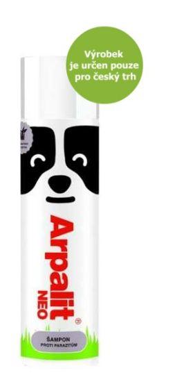 Obrázek z Arpalit antiparazitní šampon s bambusem 250 ml