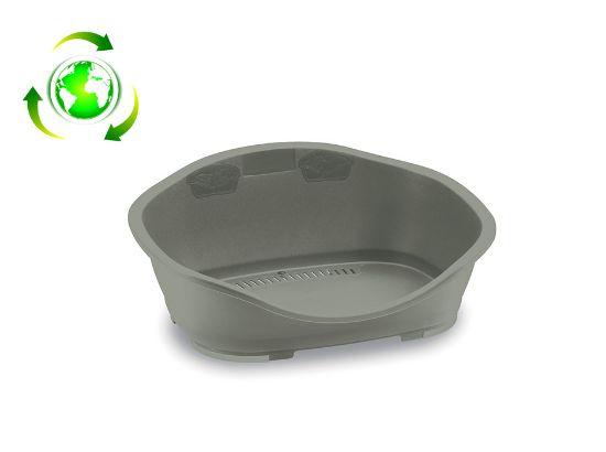 Obrázek z Pelíšek plast 2 Green line  68,5x49x27,5