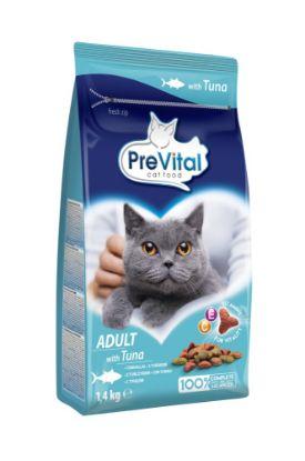 Obrázek PreVital kočka tuňák, granule 1,4 kg