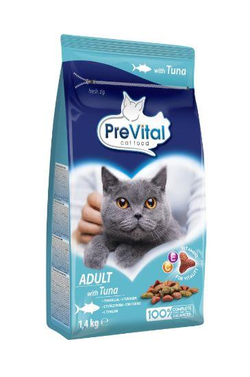 Obrázek z PreVital kočka tuňák, granule 1,4 kg