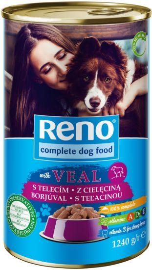 Obrázek z Reno Dog telecí, kousky 1240 g
