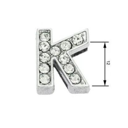 Obrázek Navlékací písmenka K 12 mm