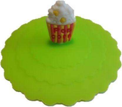 Obrázek Silikonový kryt s packou Croci zelený
