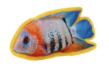 Obrázek Odolná hračka ryba kančík