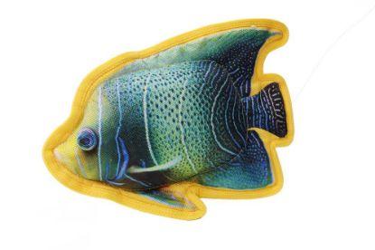 Obrázek Odolná hračka ryba pomec