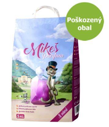 Obrázek MIKEŠ Parfum hrudkující s vůní 5 kg-Poškozeny obal - SLEVA 15%