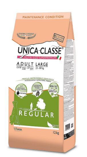 Obrázek z UNICA CLASSE Regular Adult Large Chicken 12 kg