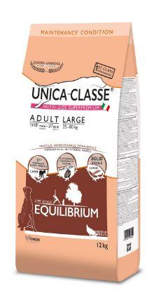 Obrázek UNICA CLASSE Equilibrium Adult Large Lamb 12 kg