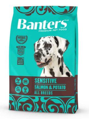 Obrázek Banters Sensitive Salmon & Potato 3 kg