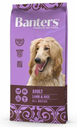 Obrázek Banters Adult Lamb & Rice 15 kg
