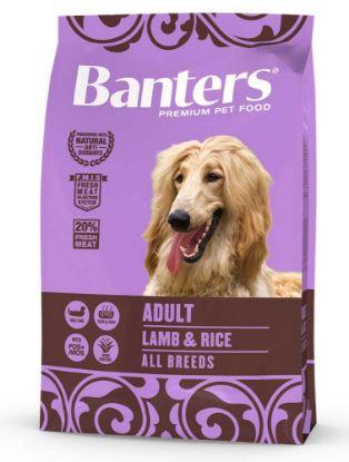 Obrázek Banters Adult Lamb & Rice 3 kg