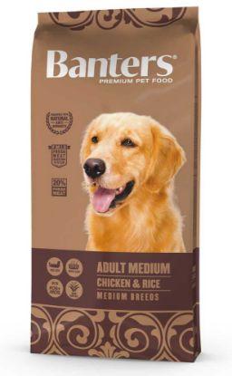 Obrázek Banters Adult Medium Chicken & Rice 15 kg