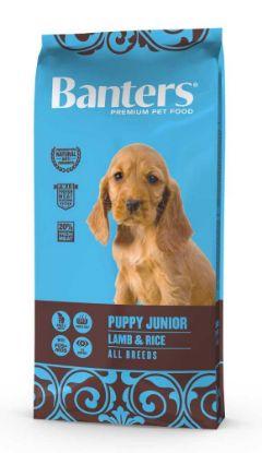 Obrázek Banters Puppy Junior Lamb & Rice 15 kg