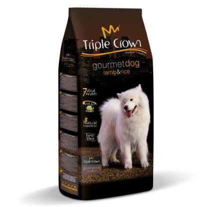 Obrázek Triple Crown Dog Gourmet Lamb 3 kg