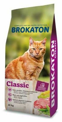 Obrázek BROKATON Cat Classic 20 kg