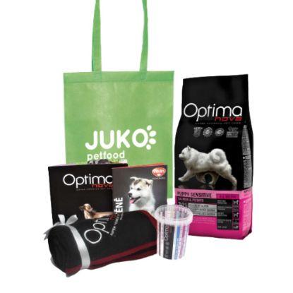 Obrázek OPTIMANova Balíček pro štěně Sensitive