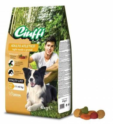 Obrázek Ciuffi Adulto Atletico 4 kg