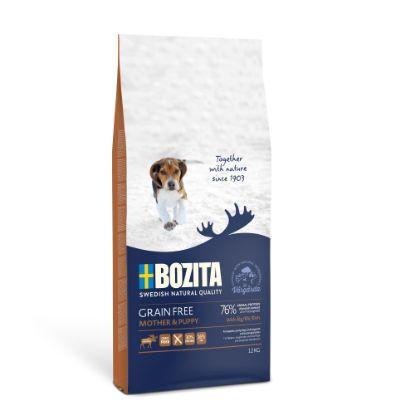 Obrázek Bozita Dog Mother & Puppy GF 12 kg