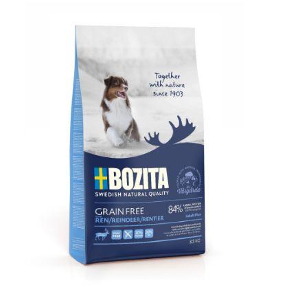 Obrázek Bozita Dog Reindeer (sob) GF 3,5 kg