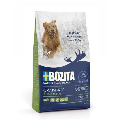 Obrázek Bozita Dog Elk (los) GF 3,5 kg