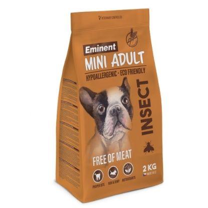 Obrázek Eminent Dog Adult Mini Insect (hmyz) 2 kg