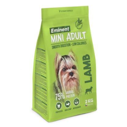 Obrázek Eminent Dog Adult Mini Lamb 2 kg